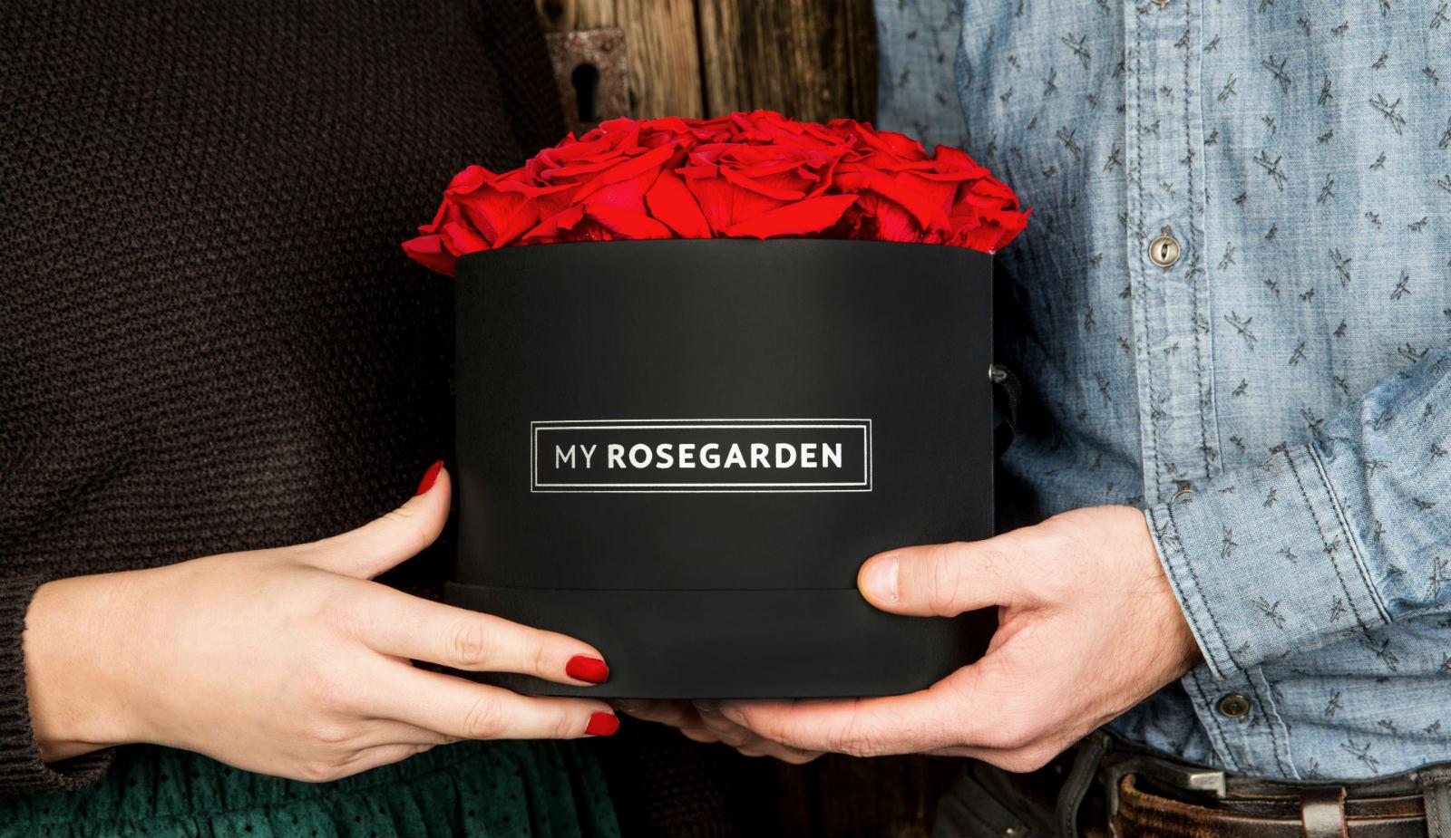 Was symbolisiert die Rote Rose eigentlich?