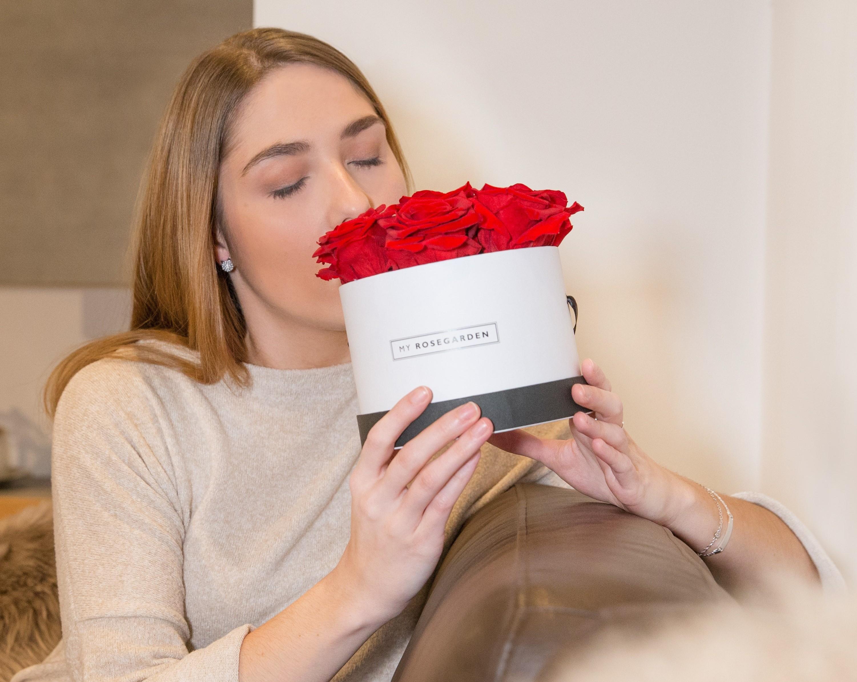Woher kommt der natürliche Rosenduft unserer Rosen?