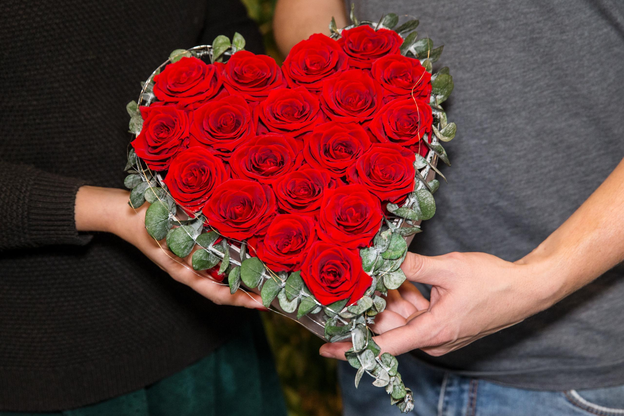 Das Weihnachtsgeschenk für die Frau Eurer Herzen